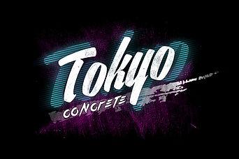 Tokyo concrete exposition photo japon