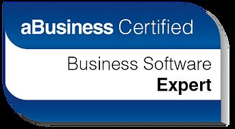aBusiness CRM Certified Business Softwar