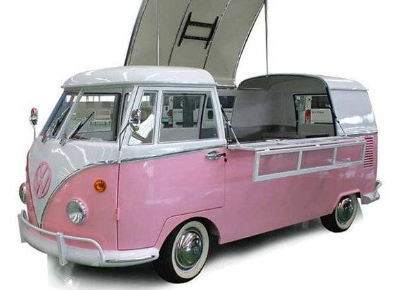 Electric Volkswagen Catering Cart