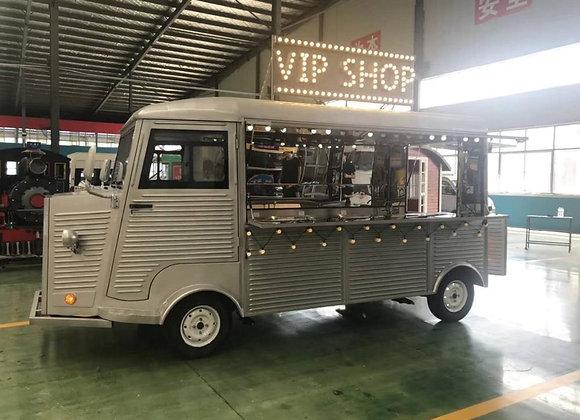 Modern Electric Catering Van