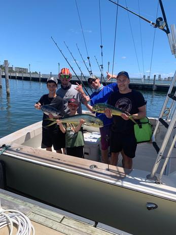 Kids Fishing
