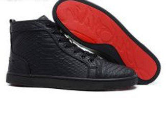 size 40 2c9e2 56f3f CHRISTIAN LOUBOUTIN RED BOTTOM SNEAKERS