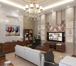 Room Interior 1 ED