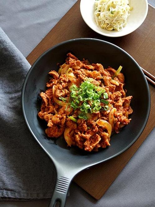 Jeyuk (Spicy Stir-fried Pork)