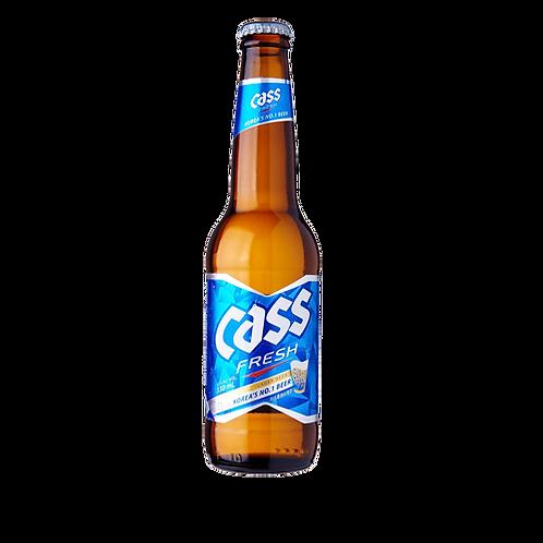 Cass Lager (4.5%) 330ml