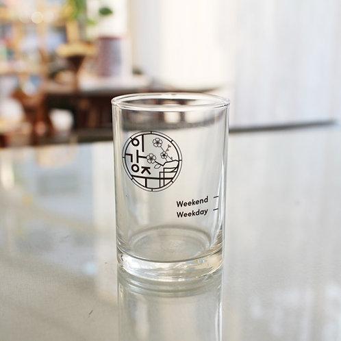 Glass of Somek (Soju +Beer) 120ml