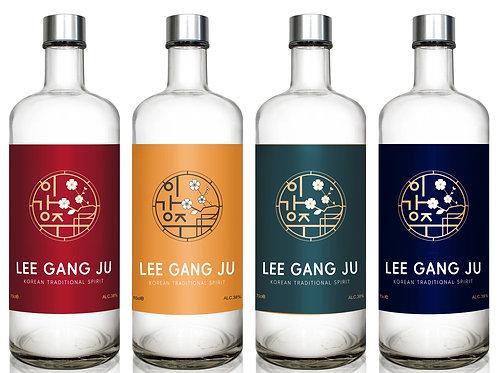 Lee Gang Ju Soju (38%) 700ml