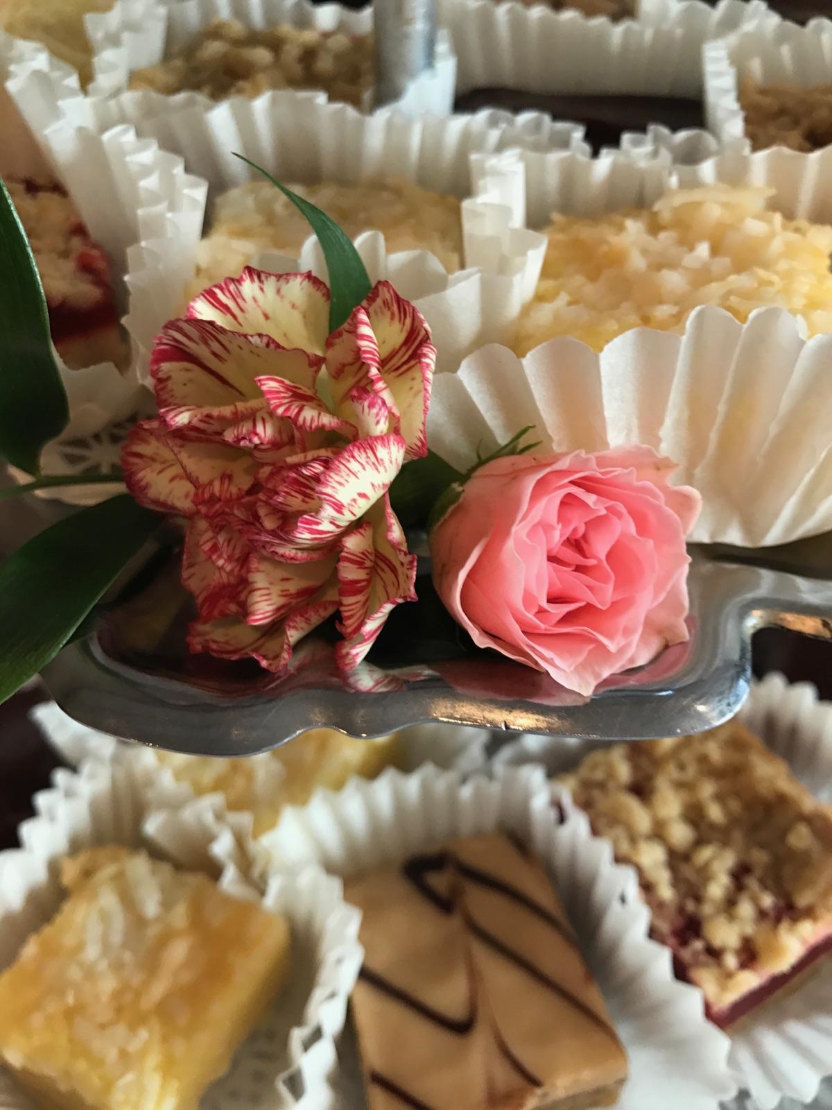 Dessert Bar Bites