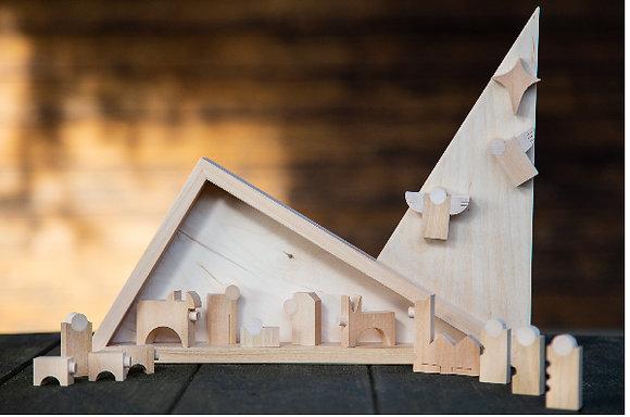 Arca Nativity Scene