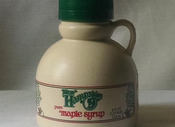 Grade A Maple Syrup (half pint) Amber & Dark