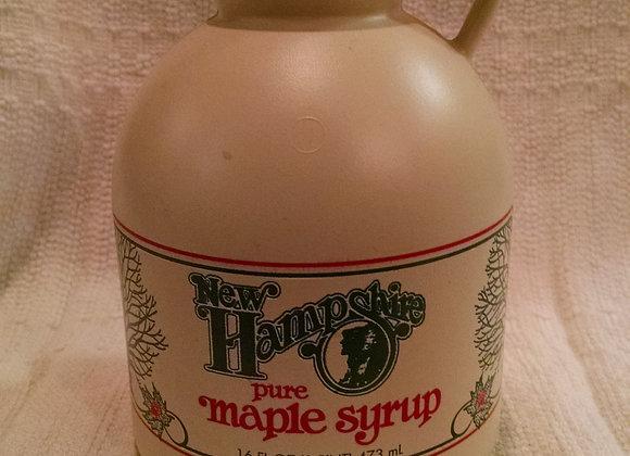 Grade A Maple Syrup (pint) Amber & Dark