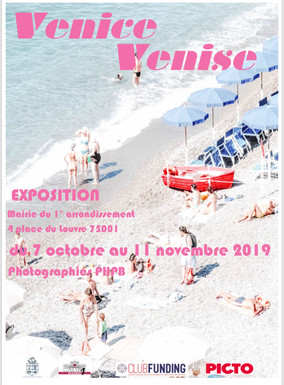 Exhibition Venice_Venise October7th Nove