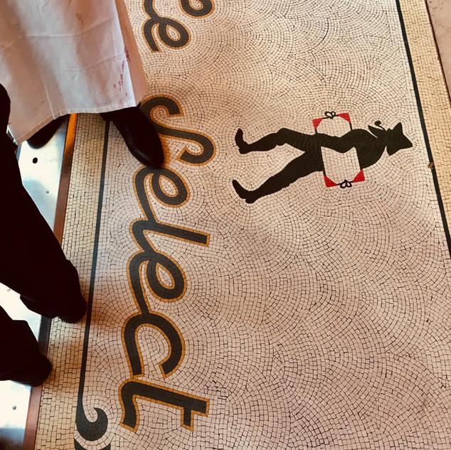 Le Sélect au Sélect ©PHPB,2020 au Select , du 9 au 29 Février 2020, 99 boulevard Montparnasse 75006 Paris.