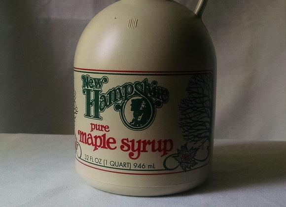 Grade A Maple Syrup (quart) Amber & Dark