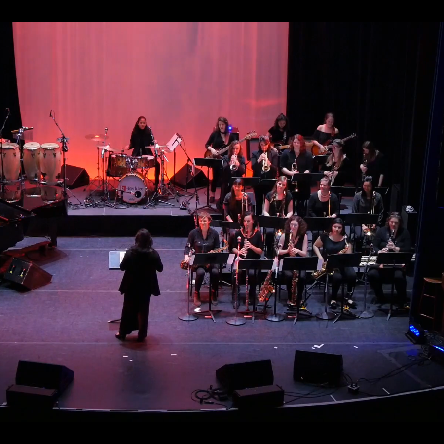 Berklee All-Female Big Band