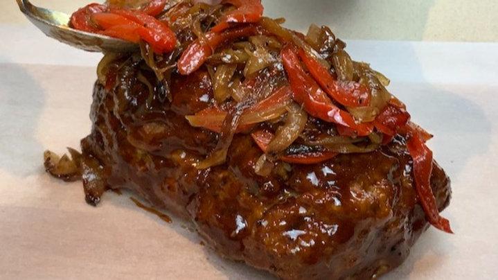 Frozen Meatloaf forTwo