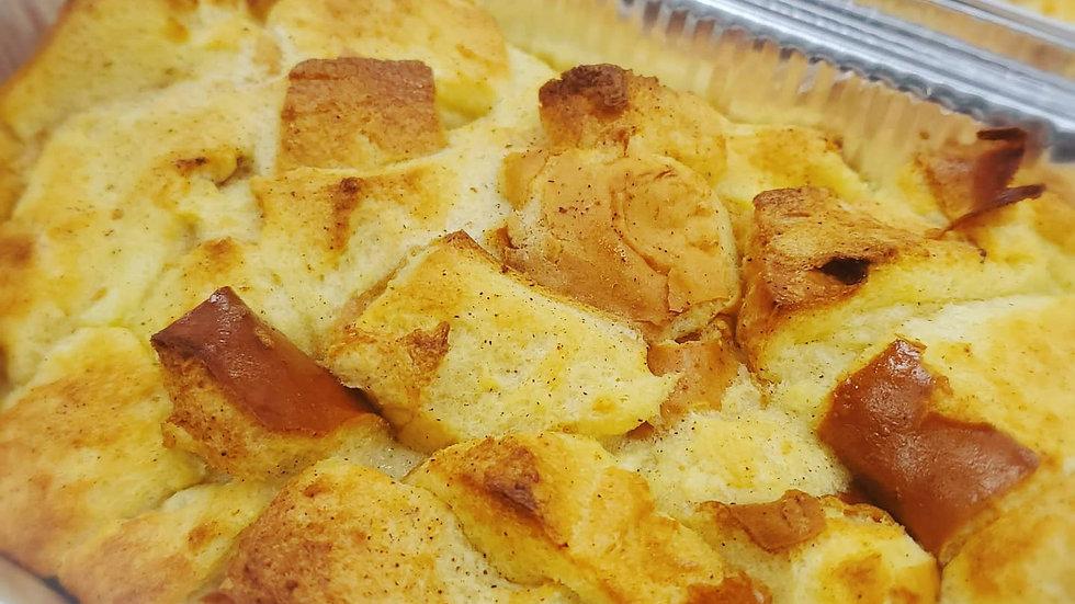 Vanilla Bean Brioche Bread Pudding