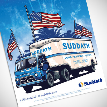 Select Suddath Ads Gallery