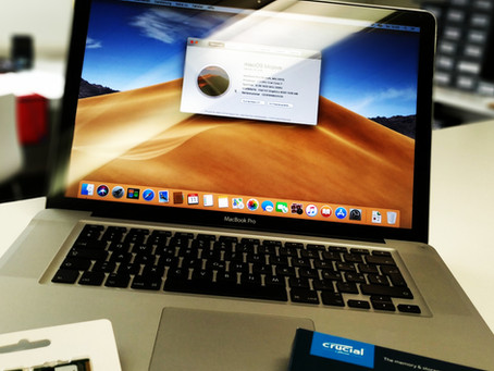 Was hört sich besser an? 357.- CHF oder 2'899.- CHF für ein MacBook Pro...