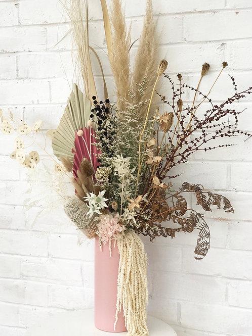 "Miss ""Grandi"" (white cylinder vase included)"