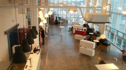 1F Lobby and Cafe