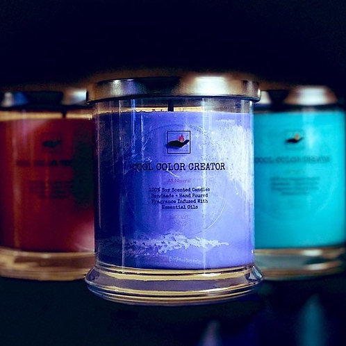Set of 3 - Mix & Match Your Scents! 10 OZ scented candles