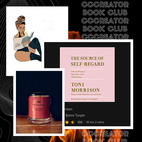 October Book Club Membership