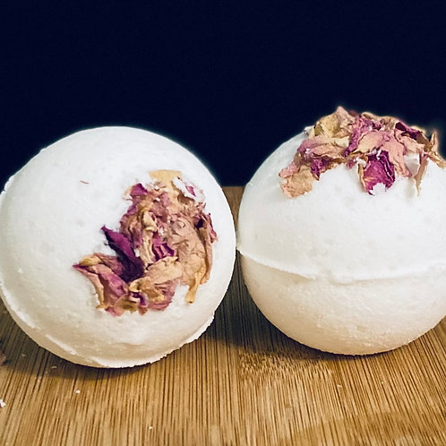 Essentially Butter Bath Bombs 4 pc. Small