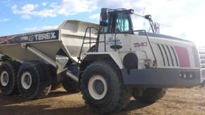 2009 Terex TA40