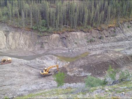 Moosebrook Yukon Mining Claims For Sale.