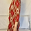 Thumbnail: Red &  Tan Argyle Mini dress