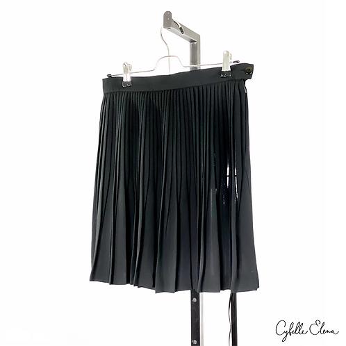 ESCADA Pleated Chiffon Skirt