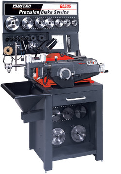 Hunter Brake Lathes