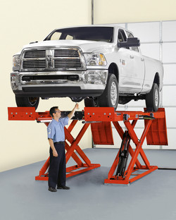 Hunter Alignment Racks