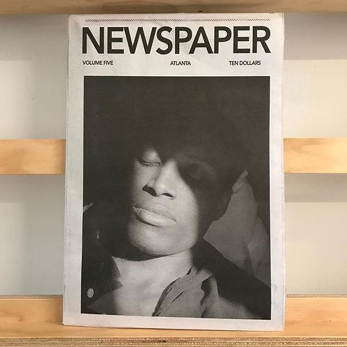 Newspaper Magazine - Atlanta - Reading Room
