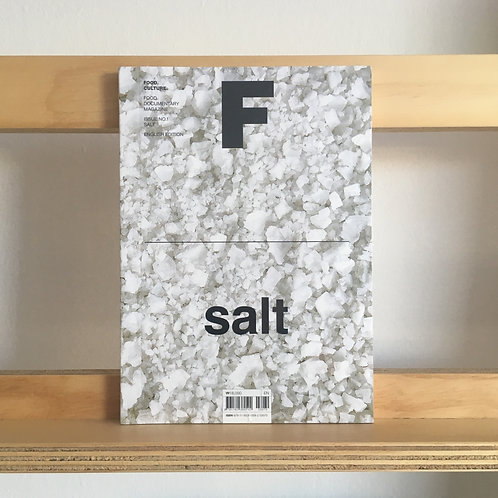 F Magazine - Salt Issue - Reading Room