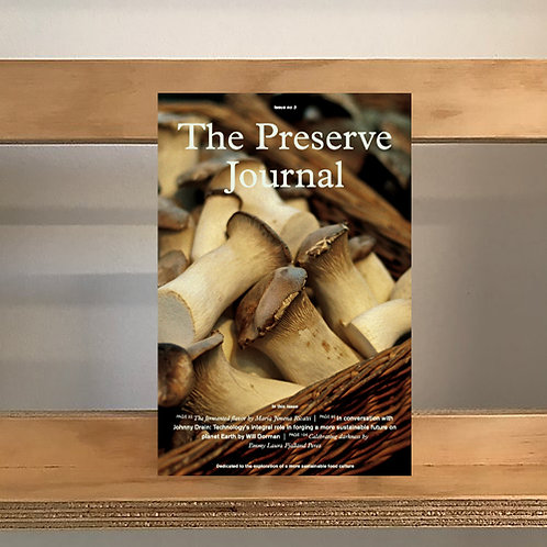 The Preserve Journal Magazine - Issue 3 - Reading Room