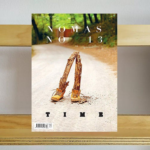 NOMAS Magazine - Issue 13 - Reading Room