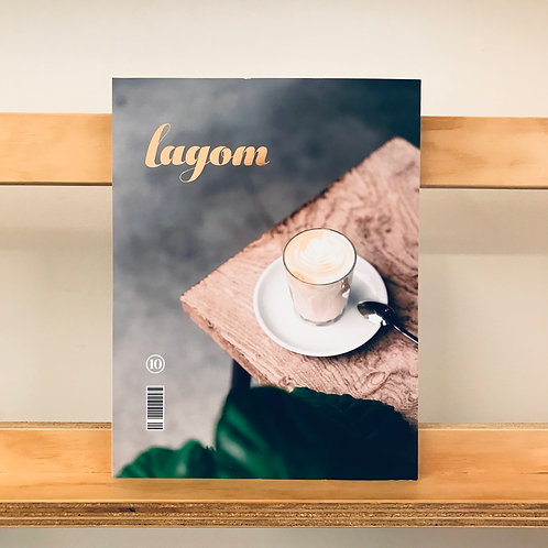 Lagom Magazine - Issue 10 - Reading Room