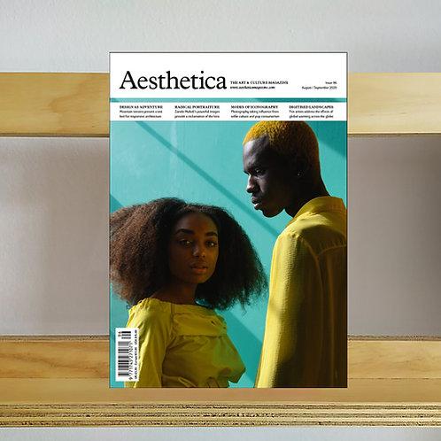 Aesthetica Magazine - Issue 96 - Reading Room