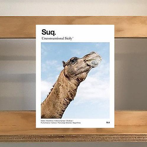 Suq. Unconventional Sicily Magazine - Issue 4 - Reading Room