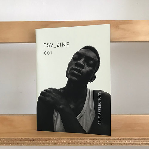 TSV_ZINE Magazine - Issue 1 - Reading Room