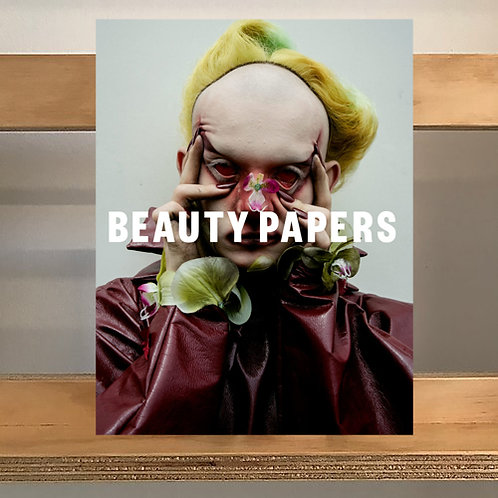 Beauty Papers Magazine - Issue 8 - Reading Room