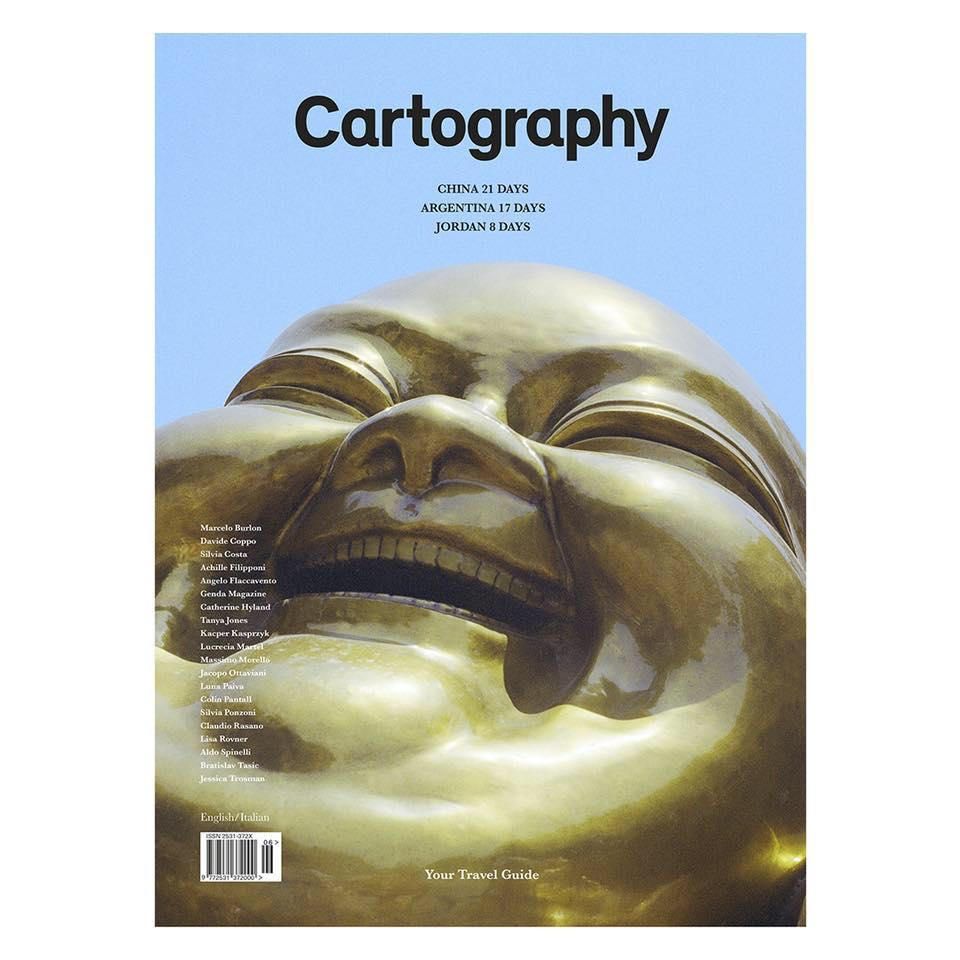 Launching Cartography No. 6