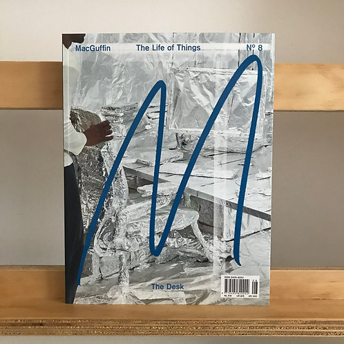 MacGuffin Magazine - Issue 8 - Reading Room