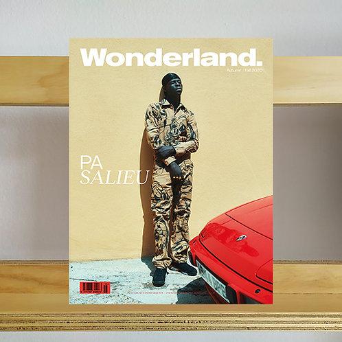 Wonderland Magazine - Autumn 2020 Issue - Reading Room