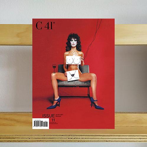 C41 Magazine - Issue 11 - Reading Room