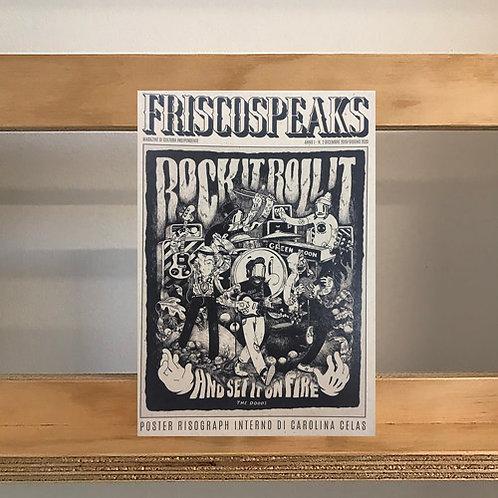 FRISCOSPEAKS Magazine - Issue 2 - Reading Room