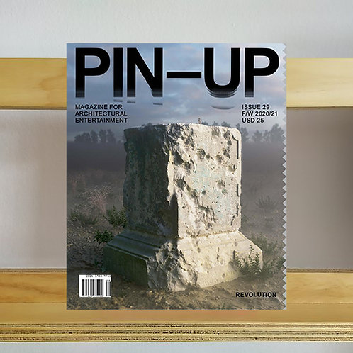 PIN-UP Magazine - Issue 29 - Reading Room