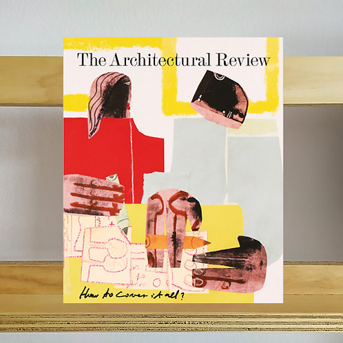 The Architectural Review Magazine - Issue 1472 - Reading Room